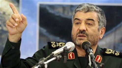 Major General Mohammad Ali Jafari2