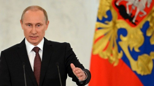 President of Russia HE Vladimir Putin